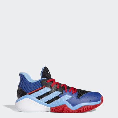 Basketball Black Harden Stepback Shoes