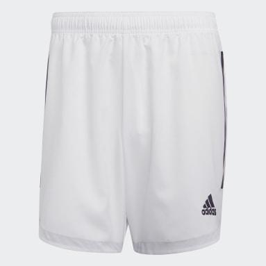 Männer Fitness & Training Condivo 20 Shorts Weiß