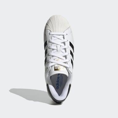 Zapatillas Superstar Plataforma Blanco Mujer Originals