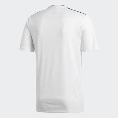 Men Football White Condivo 18 Jersey