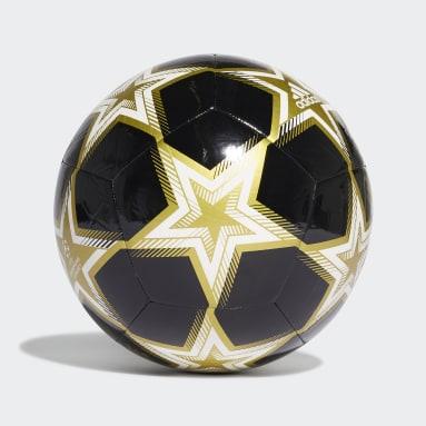 Bola UCL Club Pyrostorm Preto Futebol