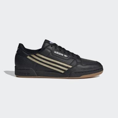 Men Originals Black Continental 80 Shoes