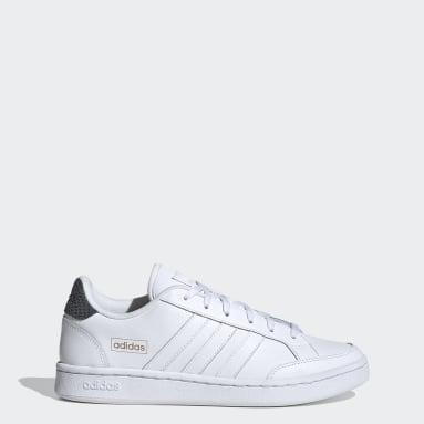 Frauen Sportswear Grand Court SE Schuh Weiß