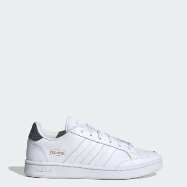 Tenis adidas Grand Court SE Blanco Mujer Essentials