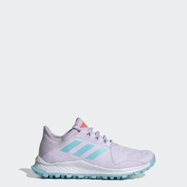 Sapatos de Hóquei Youngstar Roxo Criança Hóquei Em Campo