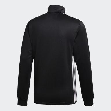 Men Gym & Training Black Regista 18 Jacket