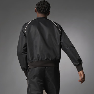 Men Originals Black Blue Version Seefeld Track Top