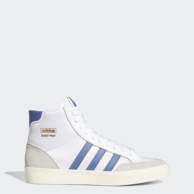 Men Originals White Basket Profi Shoes