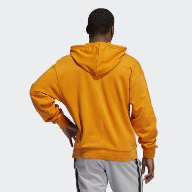 Men's Basketball Orange Lil Stripe Ignite SZN Hoodie