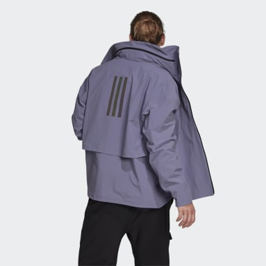 синий Куртка-дождевик MYSHELTER
