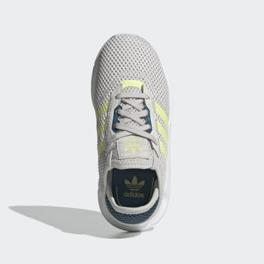 Children Originals Grey Swift Run X Shoes