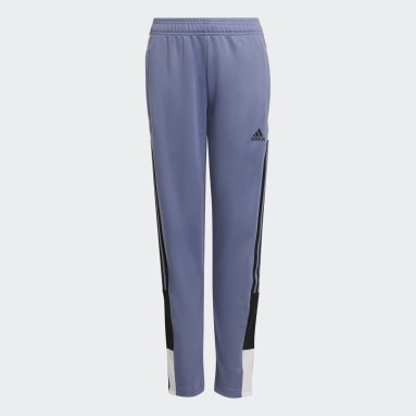 Pantaloni da allenamento Tiro Viola Ragazza Calcio