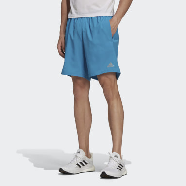 Shorts Run It Turquesa Hombre Running