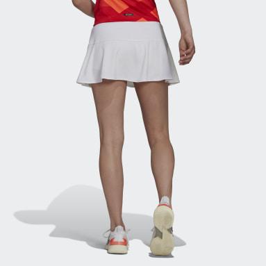 Jupe Tennis Primeblue Tokyo HEAT.RDY Match Blanc Femmes Tennis