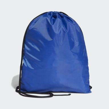 Running Blue Running Gym Bag