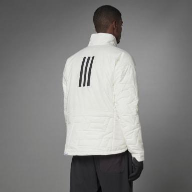 Men's TERREX White Terrex MYSHELTER PrimaLoft Parley Padded Jacket