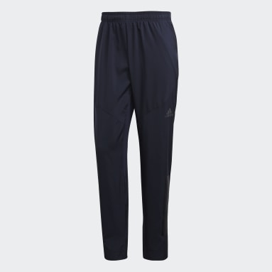 Pants Climacool Workout Azul Hombre Training