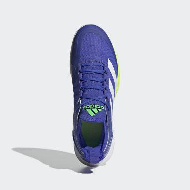 Tennis Blue Adizero Ubersonic 4 Tennis Shoes