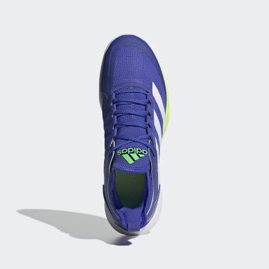 Tenis modrá Boty Adizero Ubersonic 4 Tennis