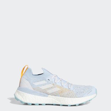 Women TERREX Grey Terrex Two Ultra Parley Trail Running Shoes