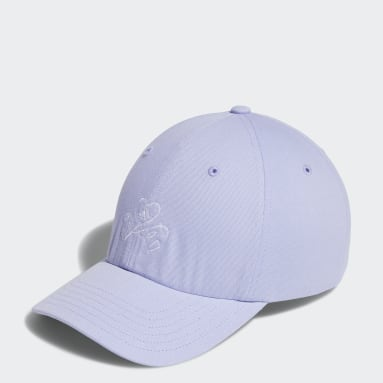 Women's Golf Purple Coat of Arms Cap