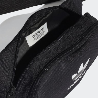 Bolso Cruzado Essential (UNISEX) Negro Originals
