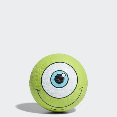 Kids Basketball Green Monsters, Inc. Mike Mini Ball