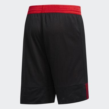 Men Basketball Black 3G Speed Reversible Shorts