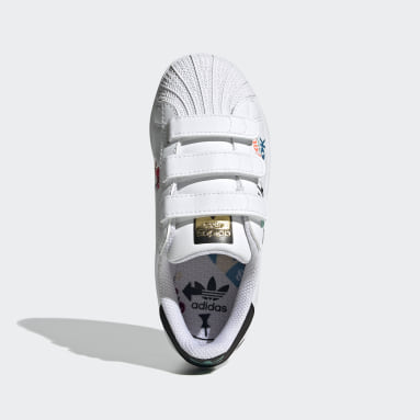 Chaussure Superstar Pure Blanc Filles Originals