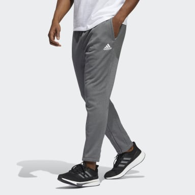 Pantalon Game and Go Tappered gris Hommes Sportswear
