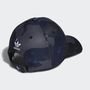 Men's Originals Blue Rain Camo Relaxed Hat