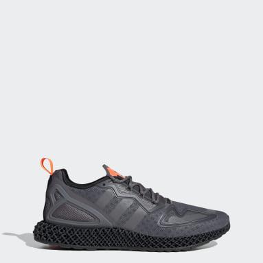 Sapatos ZX 2K 4D Cinzento Originals