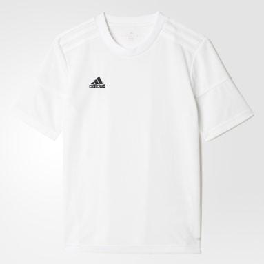 Maillot Squadra 17 blanc Adolescents Soccer