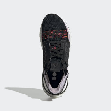 ผู้หญิง วิ่ง สีดำ รองเท้า Ultraboost 19