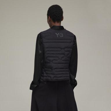 Kvinder Y-3 Sort Y-3 Classic Cloud Insulated Liner vest