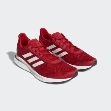 Women - Red - Running - Shoes | adidas US