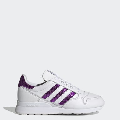 Kvinder Originals Hvid ZX 500 sko