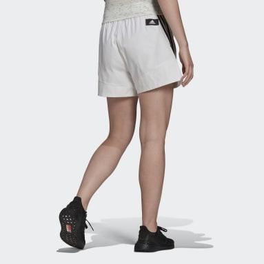 Pantalón corto adidas Sportswear Future Icons Blanco Mujer Sportswear