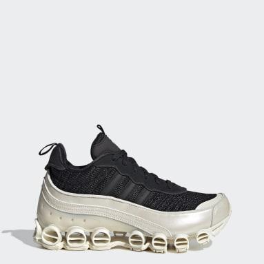 Men Originals Black Microbounce T1 Shoes