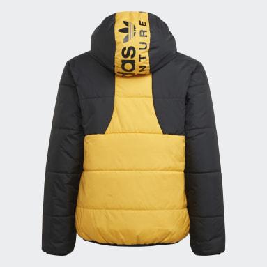 черный Куртка adidas Adventure