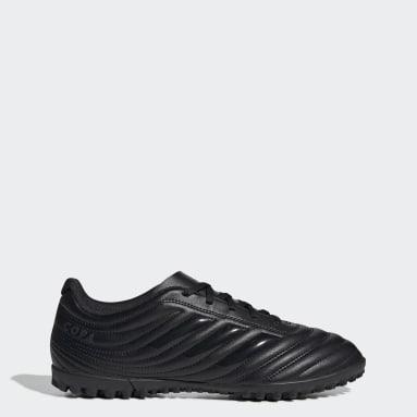 Men Football Black Copa 20.4 Turf Boots