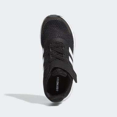 Children Running Black Duramo SL Shoes