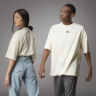 Lifestyle White Terra Love Organic Cotton T-Shirt