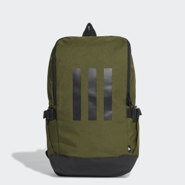 Volleyball Green Essentials 3-Stripes Response Backpack