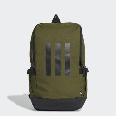 Zaino Essentials 3-Stripes Response Verde Pallavolo