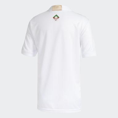 Camisa 2 Cruzeiro 21/22 Branco Meninos Futebol