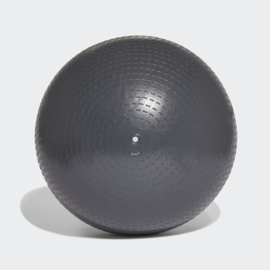 Fitness & Training Gymnastikball 55 cm Grau