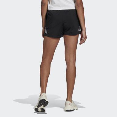 Women Originals Black Shorts