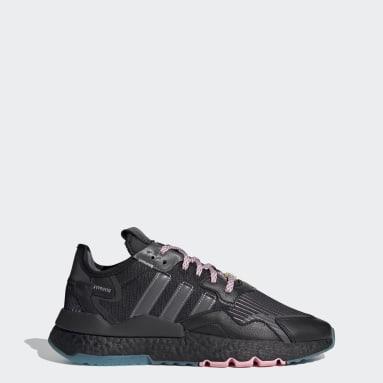 Originals Black Ninja Nite Jogger Shoes