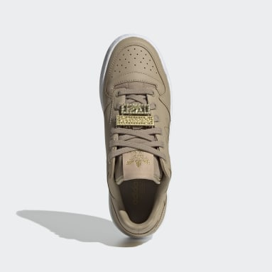 Women Originals Beige Forum Bold Shoes